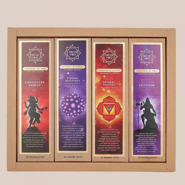 Namah 4 pack incense Sticks