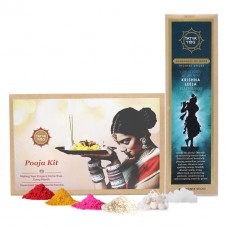 Monthly Pooja Kit - Krishna Leela