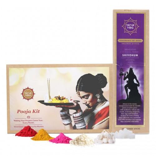 Monthly Pooja Kit - Shivohum