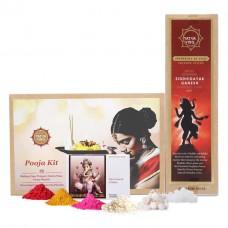 Monthly Pooja Kit - Siddhidayak Ganesh
