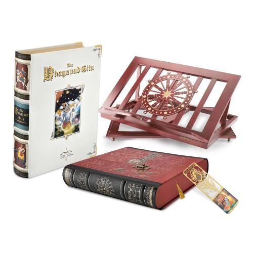 Bhagavad Gita Signature Edition Crimson