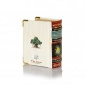 Bhagavad Gita Book With Wooden Box A8