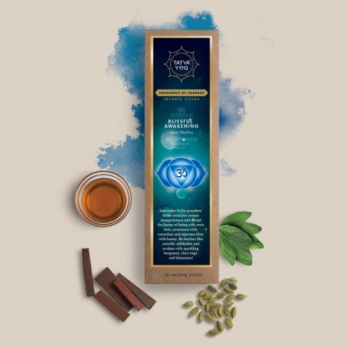 Blissful Awakening (Ajna Chakra)