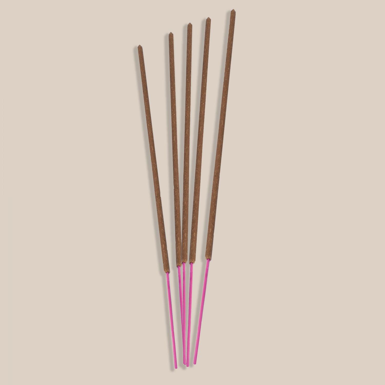 Tatva Yog - Eka - Jasmine Handcrafted and Natural Masala Incense Sticks (Pack of 30 Sticks)