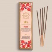 Tatva Yog - Eka - Rose Handcrafted and Natural Masala Incense Sticks (Pack of 30 Sticks)