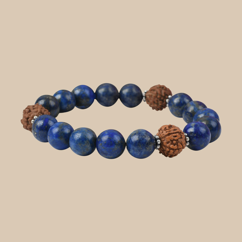 Lapis Psychic Power Bracelet