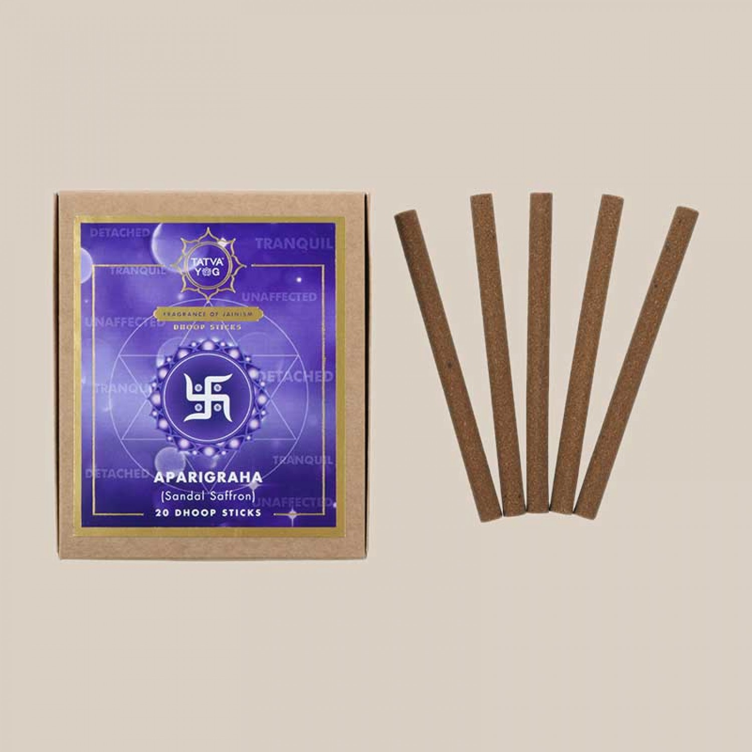 Aparigraha - Dhoop Sticks