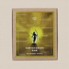 Suryavanshi Ram - Dhoop Sticks