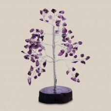 Amethyst Gemstone Tree – Small