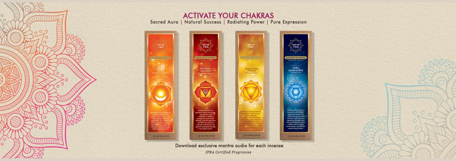 Tatvayog - Fragrance Of Chakras