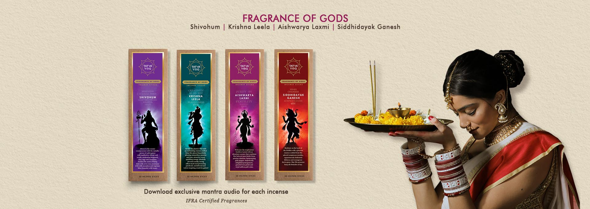 Tatvayog - Fragrance Of God